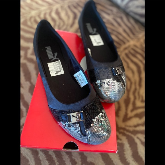 Puma glitzy casual shoes size 11